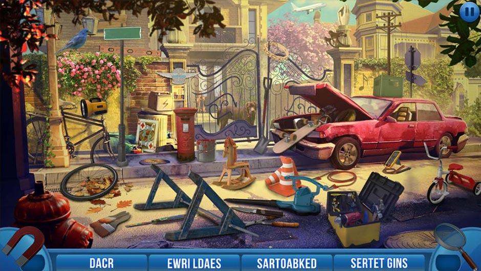 Hidden Investigation 3 - Crime Files - GameHouse