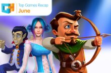 The Top 9 Games to Kick Off Summer – GameHouse Monthly Recap