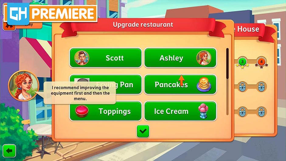 Baking Bustle Collector's Edition - GameHouse Premiere Exclusive - Screenshot 3