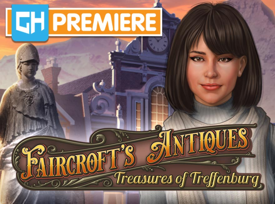 Go Antiquing from Home with Faircroft's Antiques! Premiere Game