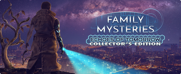 Family Mysteries - Echoes of Tomorrow Collector's Edition