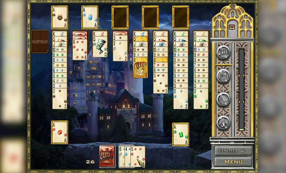 Jewel Quest Solitaire 3 - GameHouse Classic