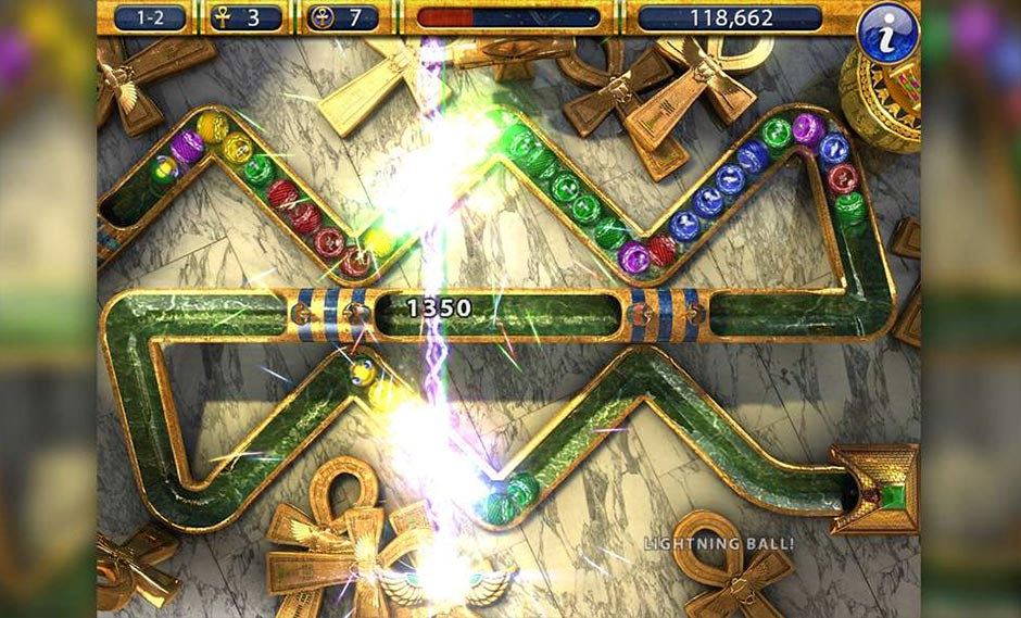 Luxor 2 HD - GameHouse Classic