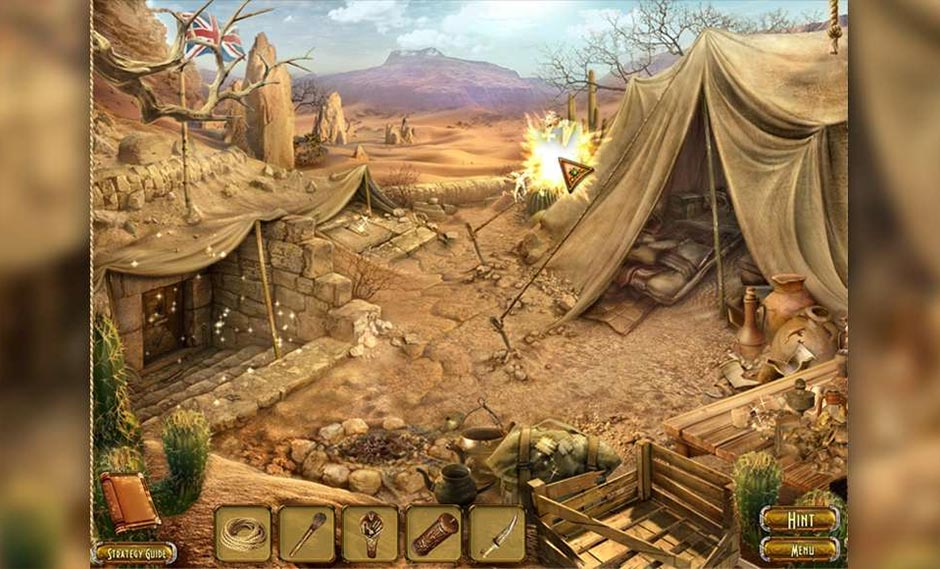 Temple of Life - The Legend of the Four Elements Platinum Edition - GameHouse Classic