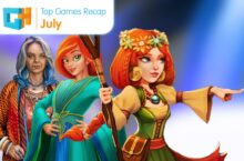The Top Casual Games of July – GameHouse Monthly Recap