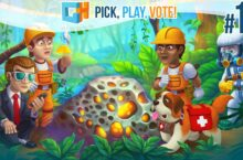 Pick, Play, Vote #1 | Meet the Top 10 New Casual Games!
