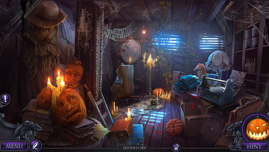 Halloween Stories - Invitation Collector's Edition - GameHouse