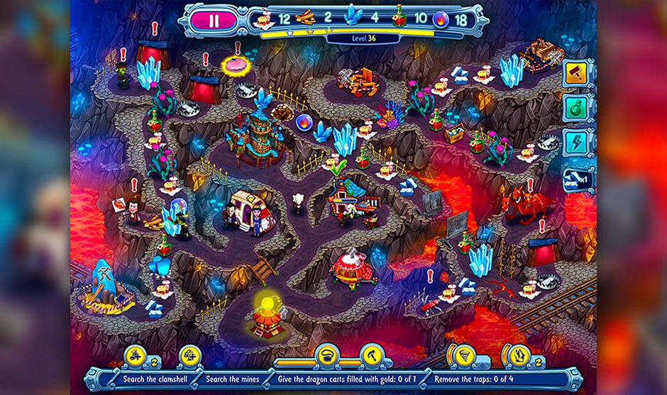 Incredible Dracula - Ocean's Call - GameHouse