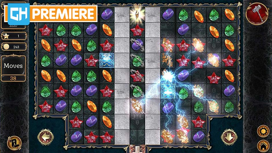 Jewel Match Origins - Palais Imperial Collector's Edition - GameHouse Premiere Exclusive
