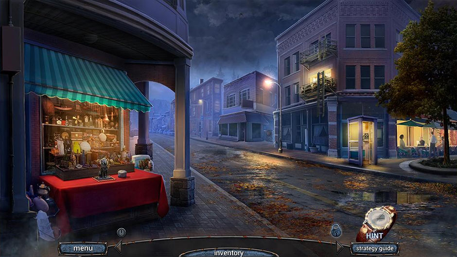 Paranormal Files - The Hook Man's Legend Collector's Edition - GameHouse