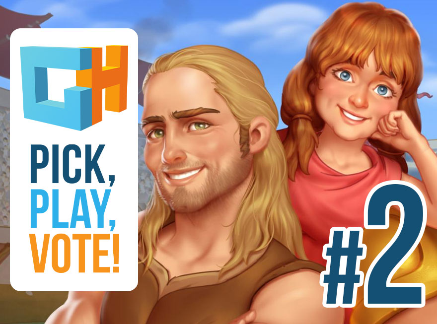 Pick, Play, Vote #2 | And October's Top New Games Are…!