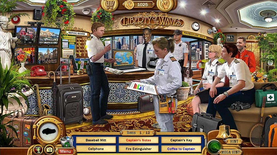 Vacation Adventures - Cruise Director 7 Collector's Edition - GameHouse