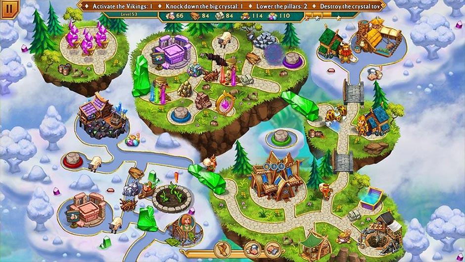 Viking Heroes - GameHouse