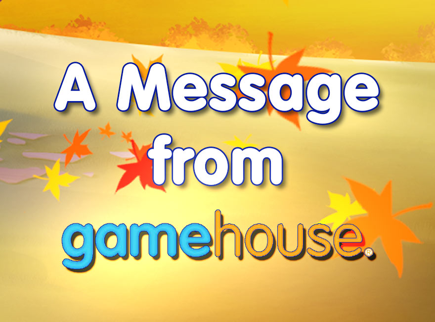 Home for the Holidays: A Message from the GameHouse Team