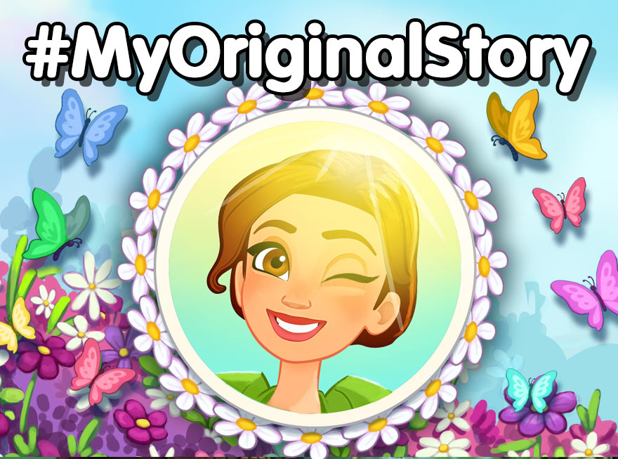 It's Time We Share Your Stories! #MyOriginalStory