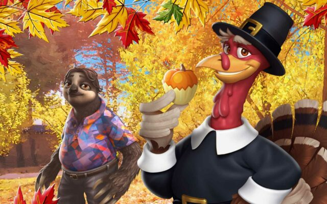 It's Turkey Day! Gobble Up These 5 Thanksgiving Games Stuffed with Fun
