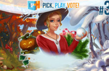 Pick, Play, Vote #3 | Can You Guess November's Top Games?💭