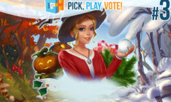 Pick, Play, Vote #3 | Can You Guess November's Top Games?