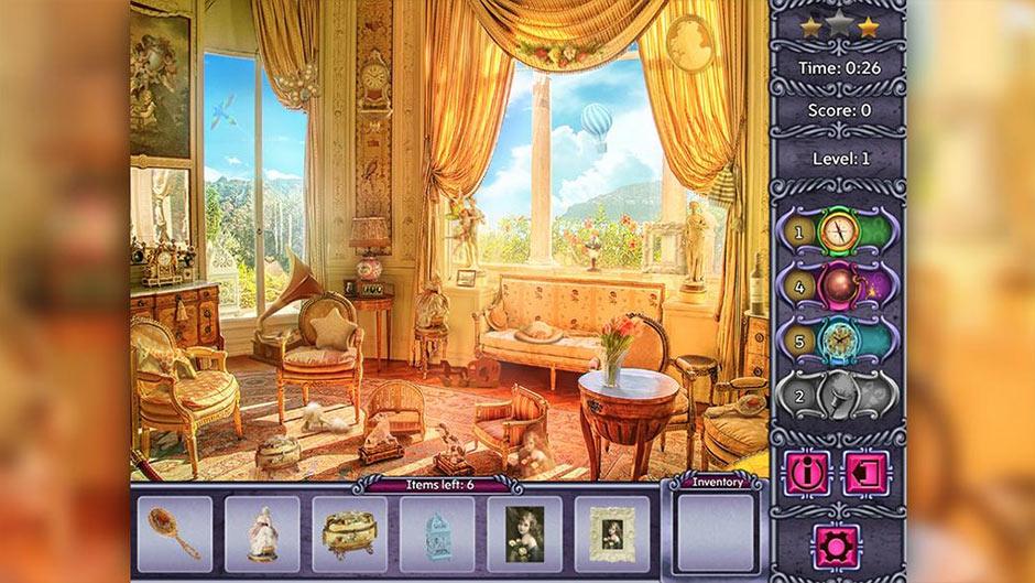 Secret Investigations - Heritage - GameHouse