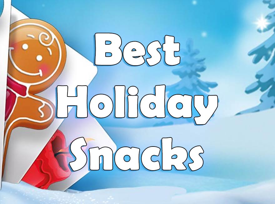 4 Sensational Snacks Perfect for Peckish Players - 12 Days of Cheer & Play - Day 4 - GameHouse Blog Preview