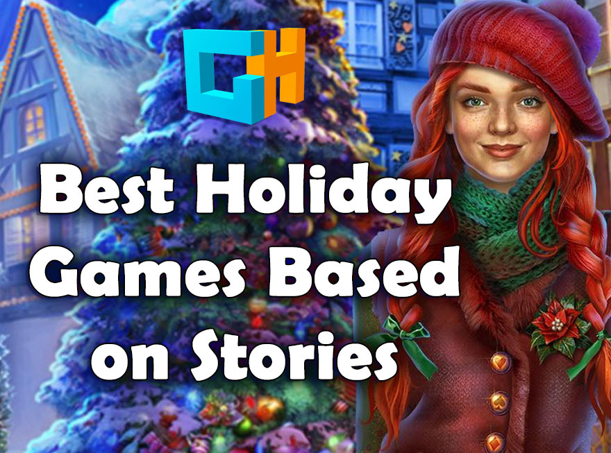 5 Christmas Games for Fans of Classic Stories