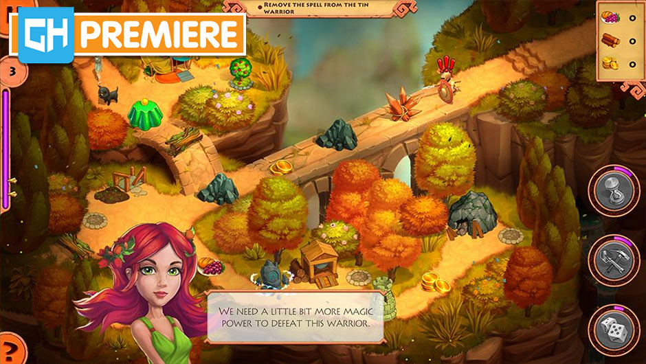 Adventures of Megara – Antigone and the Living Toys Collector's Edition - GameHouse Premiere Exclusive