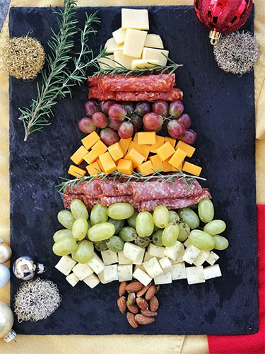 Best Holiday Snacks - Charcuterie Board