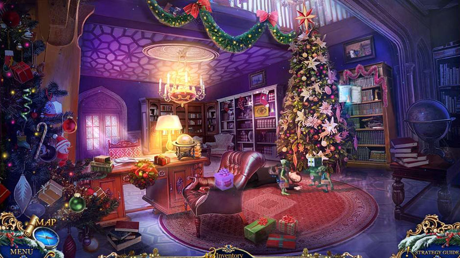 Christmas Stories Series - Hidden Object Games - GameHouse