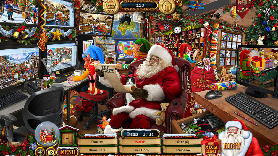 Christmas Wonderland 11 Collector's Edition - GameHouse