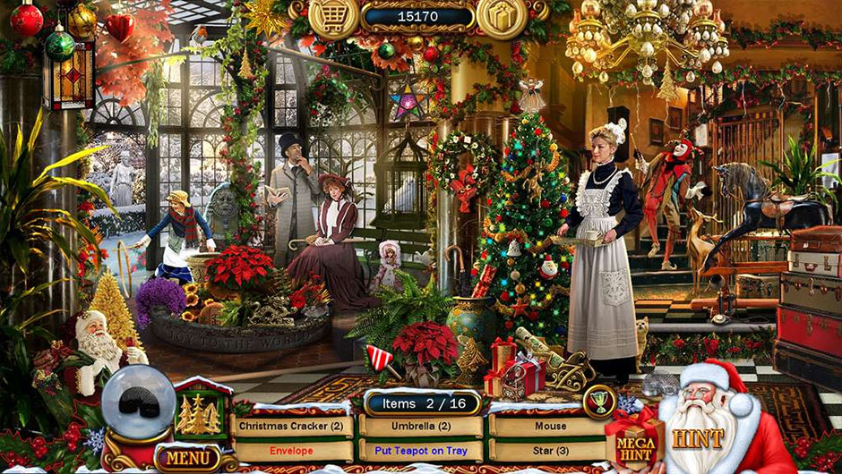 Christmas Wonderland - Celebrating a classic Victorian Christmas.