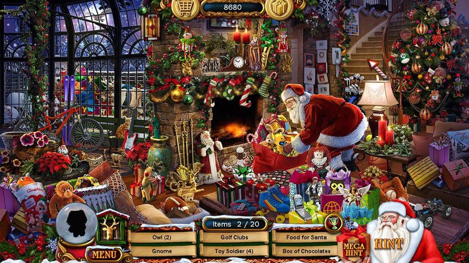 Christmas Wonderland Series - Hidden Object Games - GameHouse