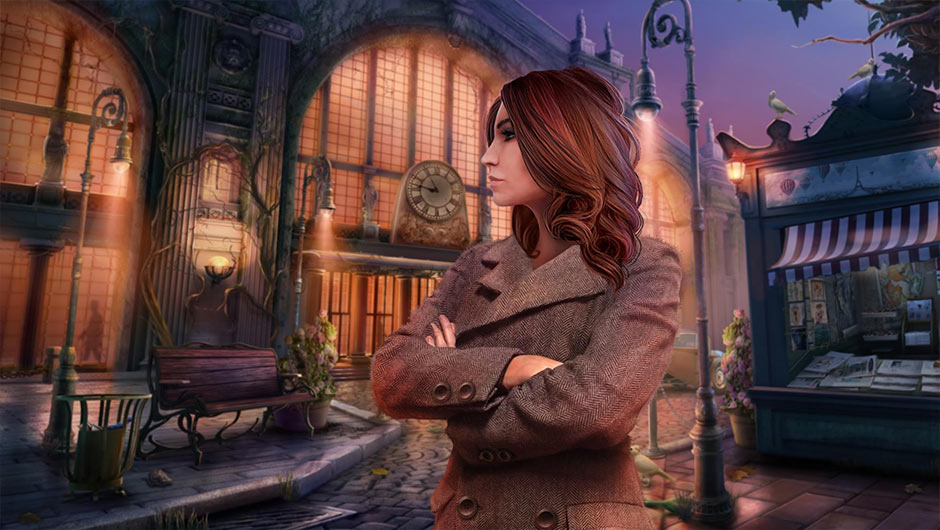 Donna Brave and the Strangler of Paris Collector's Edition - GameHouse