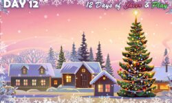 Happy Holidays from GameHouse🎄🎁 12 Days of Cheer & Play