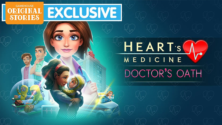 Heart's Medicine - Doctor's Oath Collector's Edition - Available Only at GameHouse