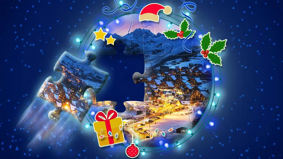 Holiday Jigsaw Christmas Series - Puzzle Games - GameHouse