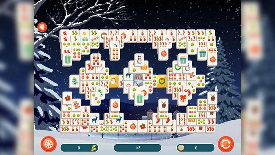 Mahjong Christmas 2 - GameHouse