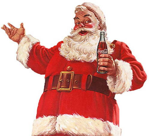 Santa Claus - Coca-Cola