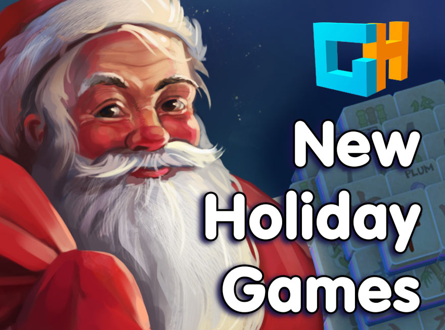 Coming Soon! Unwrap These 4 New Holiday Games🎁