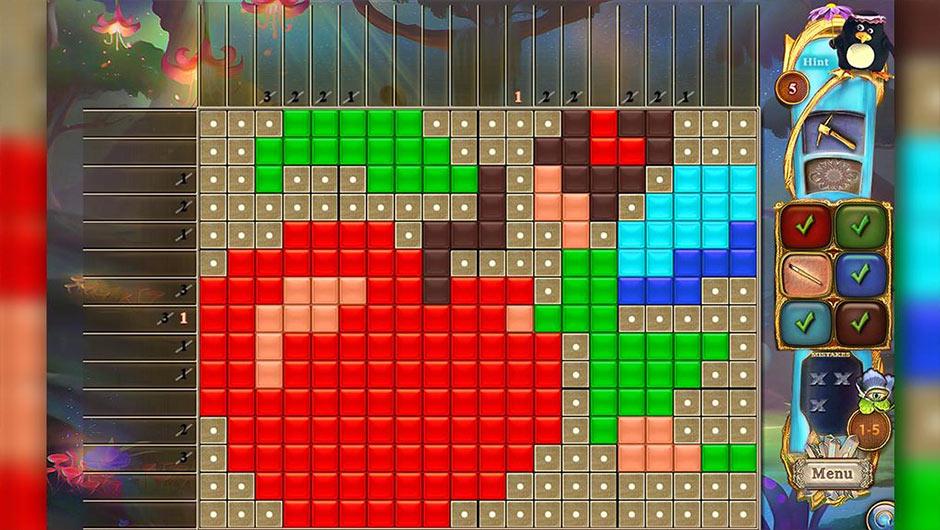 Fantasy Mosaics 42 - Fairyland - GameHouse