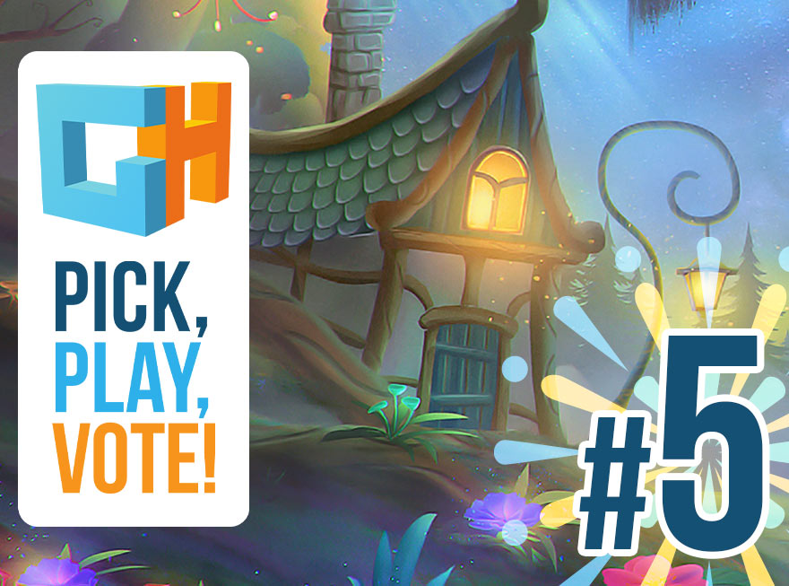 Pick, Play, Vote #5 | Best 5 Casual Games of the New Year