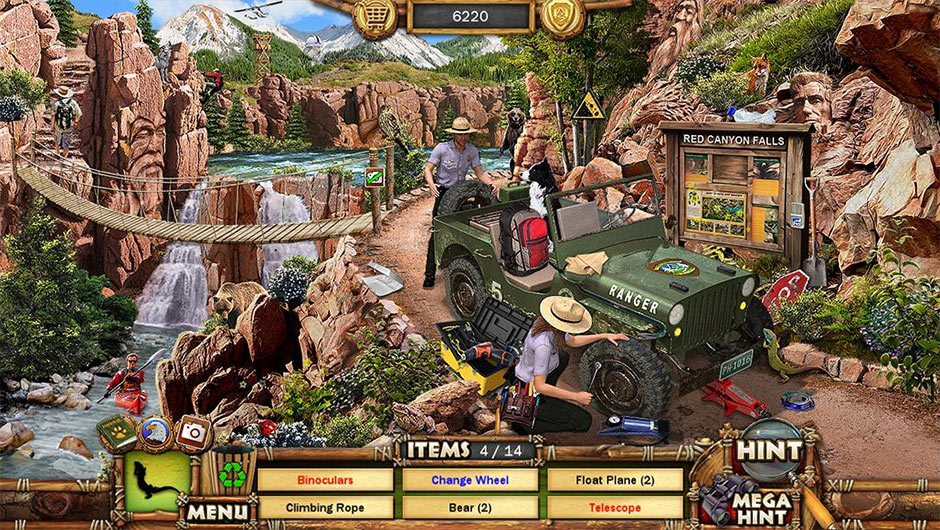 Vacation Adventures - Park Ranger 10 Collector's Edition - GameHouse