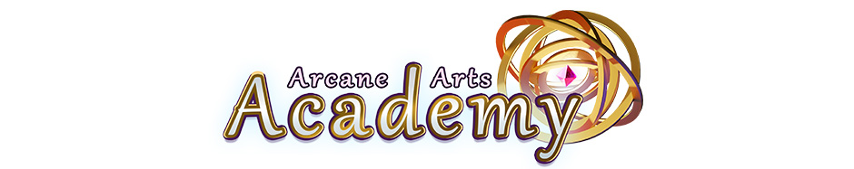 Arcane Arts Academy Logo - GameHouse
