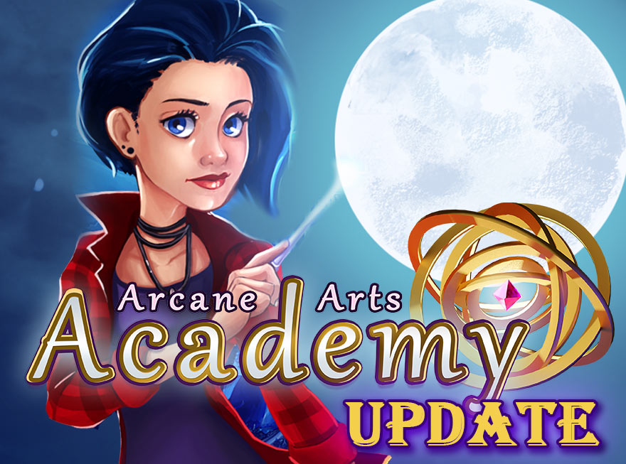 The Arcane Arts Academy Update is Here! How to Update Your Game