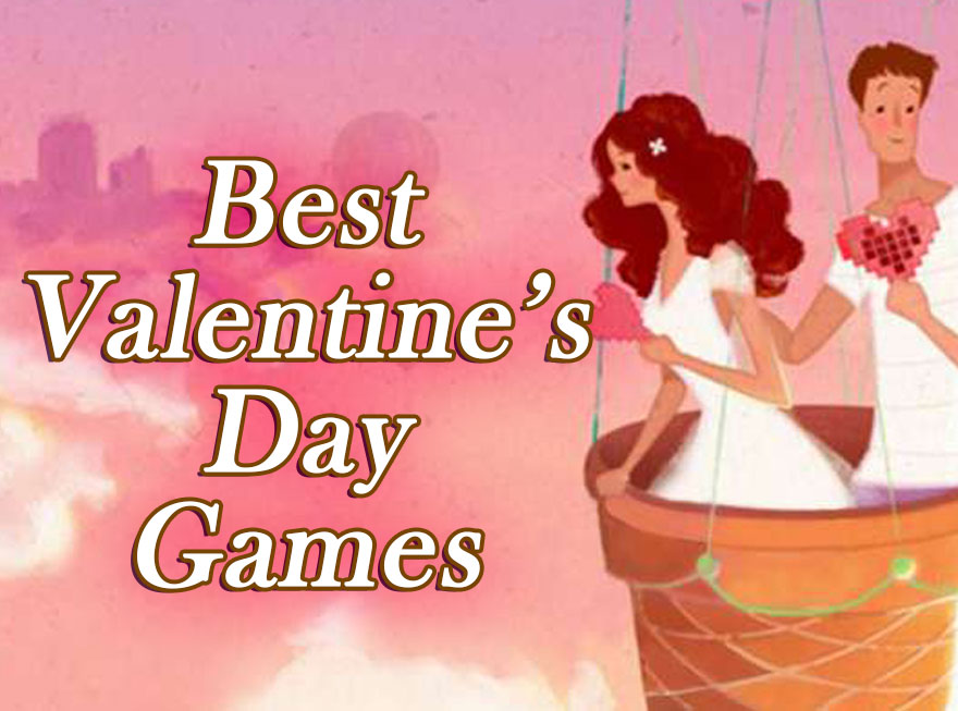 The 5 Best Valentine's Day Games to Revisit in 2021