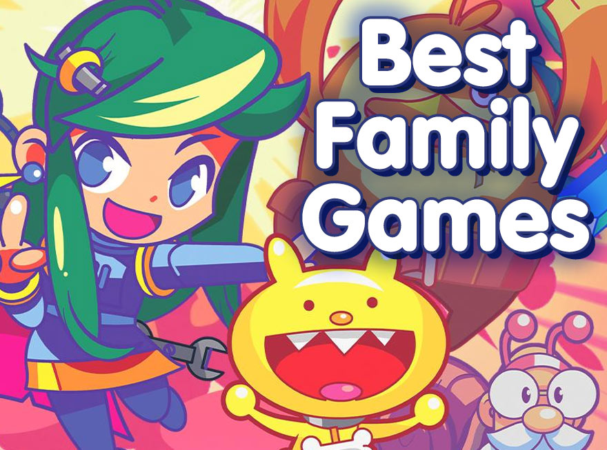 Meet the Best Family Games in Casual Gaming!